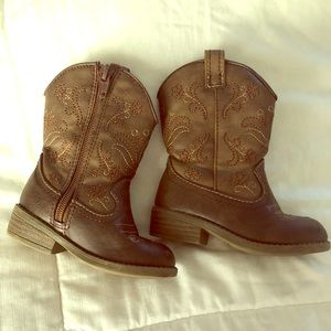 Other - Toddler Girls Cowboy Boots